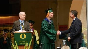 Collin's Graduation
